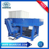 Pnds Single Shaft Shredder for Plastic Lumps Pipe Recycling