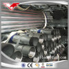 Threaded with Sockets Hot DIP Galvanized ERW Steel Pipe Zinc Coating 220G/M2