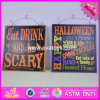 2016 Wholesale Wooden Scary Halloween Decorations, Cheap Wooden Scary Halloween Decorations W09d006