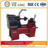 Made in China Wheel Rim Straightening Machine with Lathe