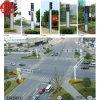 Easy Installation 300mm LED Solar Traffic Light