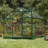 Impact Resistance and Heat Retaining Greenhouse