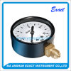 Low Price Black Steel Pressure Gauge for Gas and Industry