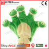 Stuffed Frog Soft Plush Animal Hand Finger Puppet