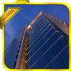 8mm 10mm 12mm Glass Curtain Wall for Commercial Building