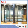 Commercial Accordion Aluminum Folding Door Mqd-2