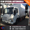 Small Size Isuzu Refrigerated Medical Waste Vehicle Refrigeration Freezer Truck