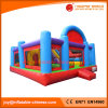 2017 New Design Obstacle Inflatable Jumping Bouncer Slide Combo (T3-459)