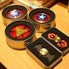 Captain America Fidget Spinner at Stock