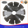 125mm Universal Diamond Turbo Saw Blades for Cutting Stone, Concrete