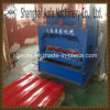 PPGI Galvanized Steel Glazed Roof Tile Roll Forming Machine