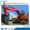 75t Excavator with 4.5m3 Face Shovel for Mining