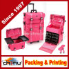 2 in 1 Professional Makeup Artist Rolling Makeup Train Case