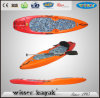 Recreational Stand up Paddle Surfing Kayak with Foam Cushion