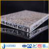 Lightweight Fiberglass Granite Honeycomb Panels for Outdoor Wall Decoration