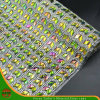 New Design Heat Transfer Adhesive Crystal Resin Rhinestone Mesh (HS17-24)
