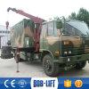 Telescopic Boom Lorry Mounted Crane 2 Ton for Trucks