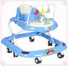 8 Wheels Best Sell Baby Walker