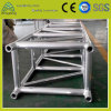 Outdoor Event Aluminum Stage Spigot Square Truss with Roof System