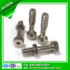 M8 Flat Head Stainless Steel Bolt and Nut