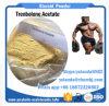 Dark Yellow Steroid Powder Trenbolone Acetate (Finaplix H/Revalor-H) for Fat Loss Musle Gain