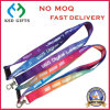 Heat Transfer Printing Lanyard with Dog Clip and Safety Breakaway