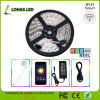 WiFi Smart Waterproof 5050 SMD RGB LED Strip Light Kit