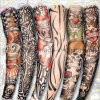 Nylon Fake Tattoo Sleeves Cool Arms Sleeves