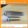 Indented Hex Washer Flanged Head Fasteners Drilling Screw