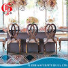 Cheap Price Stackable Wedding Rose Gold Infinity Chair