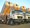SHACMAN U shape 8X4 Tipper Truck
