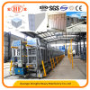 Vertical EPS Wall Panel Production Line / Machines for EPS Concrete Panels