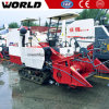 China Made 4lz-4.0e 88HP Mini Combine Harvester for Soybean