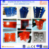 Steel Warehouse Storage Teardrop Pallet Rack for USA Market (EBILMetal-TPR)