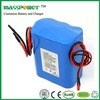 3s2p 18650 Rechargeable 11.1V Lithium Battery 4400mAh