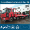 Flat Bed Equipment Machine Transport Truck 15ton