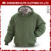 Winter Coat Green Compat Bomber Jacket Men (ELTBJI-69)