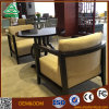 The New Chinese Woodmensal Sales Offices Negotiation Table and Chair Cloth Chairs