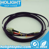 Fiber Optical Patchcord Sc to LC Om4 Duplex Violet