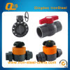 ASTM UPVC Socket Union Ball Valve for Water Supply