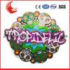 Factory Price Sale China Regional Feature Custom Badge Pin