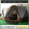 Fashion Big Waterproof Veranda Funny Camping Family Two Rooms Tent