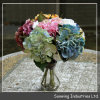 Royal Blue Rose Artificial Flower Lily