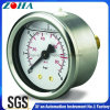 Half Stainless Steel Oil Filled Fuel Pressure Gauges