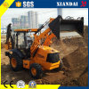 CE and SGS Approved Tier III Cummins Engine Backhoe Loader (4WD) Xd850