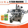 Full Automatic Double Side Flat Bottle Labeling Machine