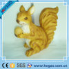Resin Squirrel Figurine, Fall Themed, Cabin Decor