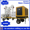 Mobile Small Corn Grinder with Generator for Sale