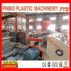 PE Single Screw Recycling Machines Waste Plastic