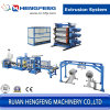 Extrusion Line for Single Layer PP Sheet (HFSJ65-44-650)